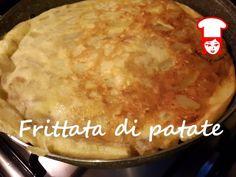 La frittata con le patate: la più amata tra le frittate...almeno a casa mia!
