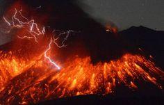 vulcao japao erupcao