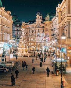 Places Around The World, The Places Youll Go, Cool Places To Visit, Places To Travel, Around The Worlds, Visit Austria, Vienna Austria, World Cities, Best Cities