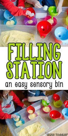 Funnel Fun: Simple Toddler Entertainment   Indoor ...