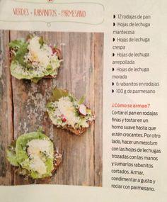 Verdes Rabanito Parmesano