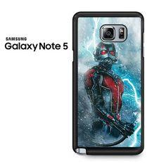 Ant Man 3d Blu Ray Samsung Galaxy Note 5 Case