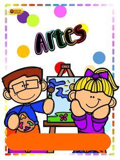 Borders And Frames, School Colors, Creative Art, Smurfs, Art For Kids, Art Projects, Preschool, Teacher, Clip Art