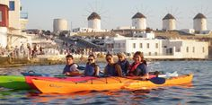 Mykonos Kayak Tour - Highly recommended on Trip Advisor