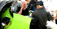 James Cameron nella Fossa delle Marianne: esplorata