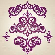 Resultado de imagen para decoracion victoriana vector