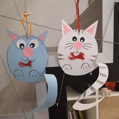 Paper Plate Art, Paper Plates, Preschool Crafts, Diy Crafts, Paper Magic, Art Activities For Kids, 4 Kids, Origami, Halloween