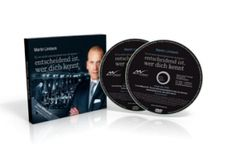 """Shop-Angebot der Woche! 43,70 Euro (oder 14.520 Prämienmeilen) anstatt 57,70 Euro! """"Es ist nicht entscheidend wen du kennst - entscheidend ist, wer dich kennt"""" Live-Mitschnitt von Martin Limbecks Vortrag beim Forum der """"SALESMASTERs and Friends"""" 2013 in Wuppertal. DVD plus 20 Min. Bonusmaterial Audio CD inkl. MP3."""