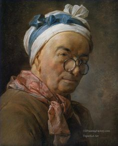 Dali's self-portrait.