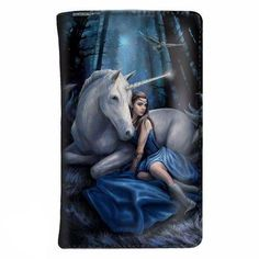 Blue Moon Purse Anne Stokes, White Unicorn, China Mugs, Look At You, Blue Moon, Purse Wallet, Bath And Body, Something To Do, Purses And Bags