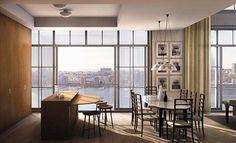 Mr. and Mrs. Kidman's penthouse