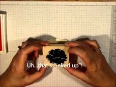 Two Step Stamping Video - YouTube