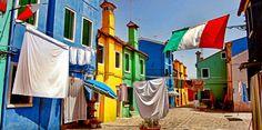 Burano – a pequena cidade colorida e apaixonante da Itália | Nômades Digitais