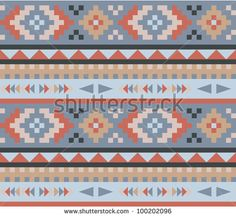 Seamless Navajo Pattern Stock Photos, Royalty-Free Images ...