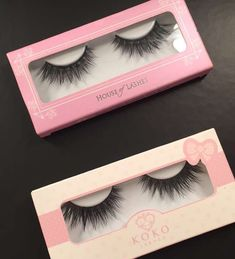 5f1458cd946 KOKO Lashes in the style