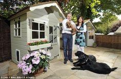 Harga Rumah Anjing Ini Fantastis!   28/11/2014   SolusiProperti.com - Ingin memanjakan hewan peliharaan? Ada baiknya Anda intip rumah untuk hewan peliharaan dengan teknologi teranyar ini, yang dijamin akan memberikan kenyamanan maksimal bagi hewan peliharaan ... http://news.propertidata.com/harga-rumah-anjing-ini-fantastis/ #properti #rumah