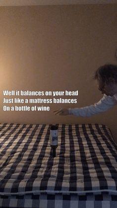 Mattress balancing