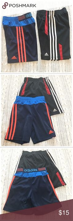 5274044c11 Adidas | Boys Shorts Size 5 & 6 Good used condition, both pair have a