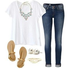 Spring time casual