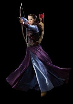 Susan's Night Raid Outfit - Prince Caspian - Chronicles of Narnia
