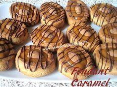Fondants au caramel ou à la confiture de lait -Recette Mme Benberim- - Couscous…