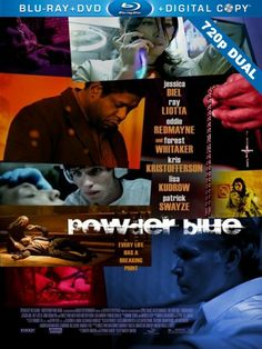 Pudra Mavisi - Powder Blue - 2009 - 720p - Dual - Turkce Dublaj Bluray 720p Cover Movie Poster Film Afisleri - http://720pindir.com/Pudra-Mavisi-Powder-Blue-2009-720p-Dual-Turkce-Dublaj-indir-6763