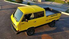 Vw Doka, Vw T3 Syncro, Busses, Volkswagen, Trucks, Truck