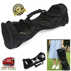 6.5 Inch Carrying Bag Scooter Board Two Wheel Self Balance Durable Sport Travel #MHSmiling