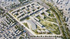 Gallery - BGU University North Campus Master Plan / Chyutin Architects - 10