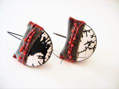 Little Box, Miyuki Beads, Designer Earrings, Design Tutorials, Cuff Bracelets, Cufflinks, Accessories, Jewelry, Contemporary