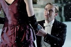 Proposal 10. Lady Mary Crawley, will you do me the honor of becoming my wife?