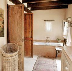 Dom na Ibizie w stylu śródziemnomorskim : Weranda Country