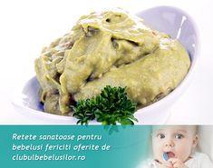 Crema de quinoa si avocado pentru bebelusi de la 8 luni