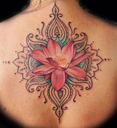 Tatuaggi fiori di Loto: significato e simbologia