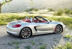 Porsche Boxster 2012 I don't usually like Porsche's but this isn't bad at all