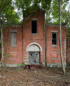 Hart Island Pavilion, original women's lunatic asylum