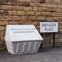 Wybone designs and manufactures street furniture including litter bins, recycling bins, grit bins and clinical waste bins. Pastel Shades, Street Furniture, Recycling Bins, Color Splash, Repurposed, Salt, The Unit, Colour, Retro