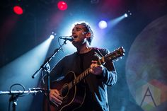 Photos by: Amy Buck (@AmyBuckk) -  Folk singer-songwriter Joshua Radin, who self-released his sixth album, Onwards and Sideways, on January 6th, 2015, performed at the Virgin Mobile Mod Club in Tor...