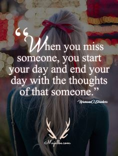 Missing You Love Quotes