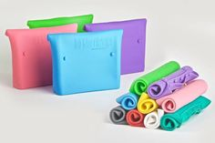 SiliPouches - another great reusable product made by the same company