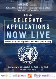 Adrian. Mishcă bolovanul !: Rotaract Model United Nations special edition in I...