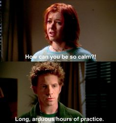 I love Oz. Also, this perfectly sums up my marriage.