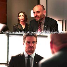 "#Arrow 5x13 ""Spectre of the Gun"""