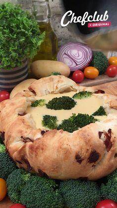 Holiday Recipes, Great Recipes, Soup Recipes, Cooking Recipes, Favorite Recipes, Healthy Recipes, Fun Cooking, Diy Food, Vegetable Recipes