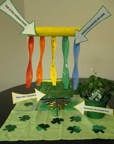 Sweet Simple Joy: Sneaky Leprechauns