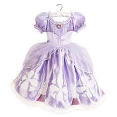 Sofia the First Costume Collection for Kids
