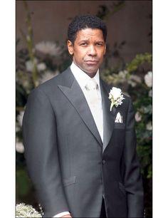 LOGSDAIL Denzel Washington AMERICAN GANGSTER Tuxedo Suit Original Film Costume