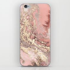 Rose Gold and Gold Iphone case. Cute Phone Cases, Diy Phone Case, Iphone Cases, Phone Cases Rose Gold, Capas Iphone 6, Style Rose, Bijoux Design, Gold Everything, Rose Gold Marble