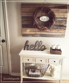 Rustic entryway, farmhouse, farmstyle