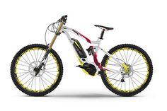 Haibike Xduro Downhill Pro E-Bike Neuheiten 2016